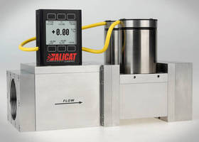 Mass Flow Controller performs accurately in high-volume processes.