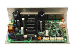Low-Voltage Motor Control uses single phase AC line source.