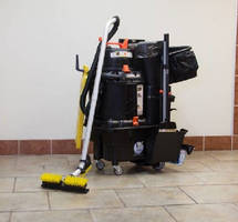 Floor Cleaning Machine features battery-powered operation.