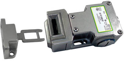 Tongue Operated Safety Interlock Switch allows position detection.