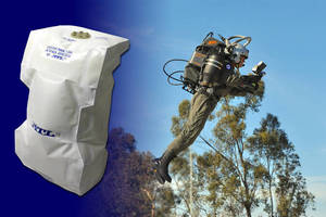 Aero Tec Laboratories Appointed the Official Safety Fuel Bladder of JetPack Aviation
