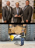 Pow'R-LOCK Portable Heavy Vehicle Lift System Wins Prestigious Australian National Engineering Award
