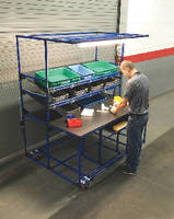 Mobile Workstation assists in assembly processes.