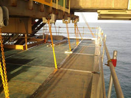 Safway's QuikDeck® key to New Zealand Offshore Natural Gas Project