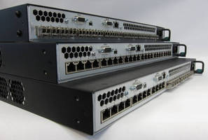 Hybrid KVM Matrix Switch delivers uncompressed, 10G signal path.