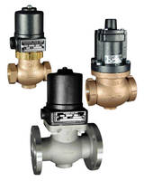 Solenoid Valves suit oil, pharmaceutical, and water applications.
