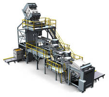 Precision Bulk Material Handling System Moves Highly Fragile Product at a Rate of 12,000 Pounds Per Hour While Also Reducing Finished Product Reject Rate
