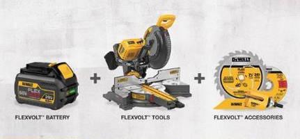 Cordless Battery, Tools, Accessories extend in-field runtime.