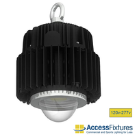 LED High Bay Luminaires come in 185, 240, and 320 W variants.