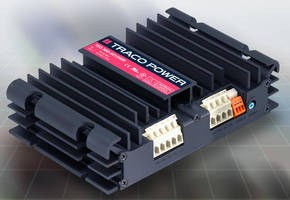 Rugged, 300 W DC/DC Converters feature EN 50155 approval.