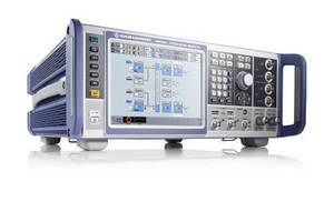 Rohde & Schwarz Test Solutions Help Define and Standardize 5G