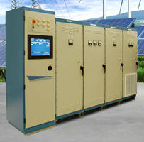 Micro-Grid Switch stores/couples energy to meet peak load needs.