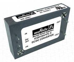 Quarter-Brick DC/DC Converter offers efficient design, operation.