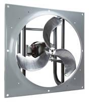 High-Pressure 24 in. Ventilation Fan has explosionproof design.
