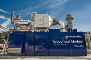 Powerphase Issued Patent for Transformational Gas Turbine Upgrade