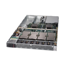 NVIDIA Pascal(TM) GPU-Enabled Servers feature NVIDIA Tesla P100 GPUs.
