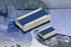 Thin Film Chip Resistors feature 1 W power rating.