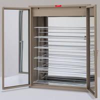 UV Sterilization Cabinet kills >99% of surface microorganisms.