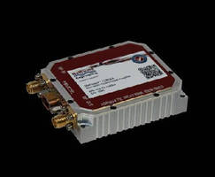 RF Power Amplifier features multi-octave operation.