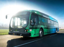 Electric Bus features nominal range of up to 350 miles.
