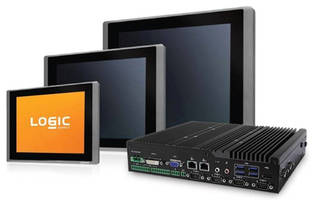 Fanless Convertible Panel PCs perform reliably in any environment.