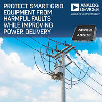 Data Acquisition System monitors smart grid equipment.
