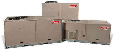 Rooftop Heat Pumps, Air Conditioners facilitate unit replacement.