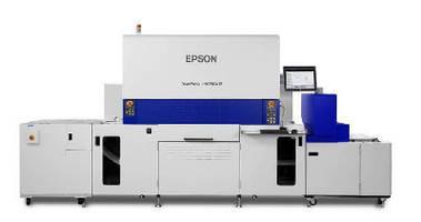 UV Digital Label Press provides single-pass printing.