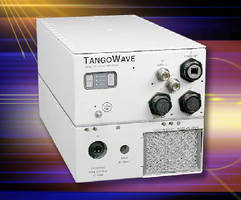 Ku-Band Outdoor Power Amplifier provides up to 400 W peak.