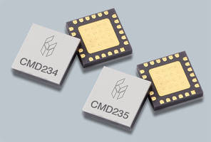 GaAs MMIC Switches offer high isolation and low loss.