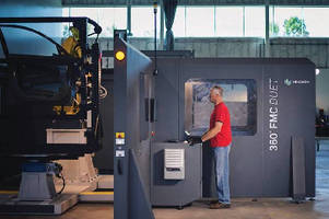 Measurement Work Cell adjusts to manufacturing needs.