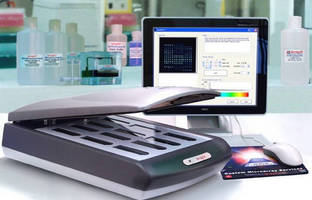 Arrayit® SpotWare(TM) Colorimetric Microarray Scanner Offered by Terra Universal