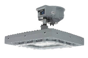 Explosion Proof LED Light produces 140 degree beam spread.
