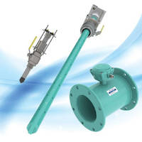 Magnetic Flow Meters simplify AMR and AMI implementation.