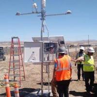 Nor-Cal Controls Tahoe Met Station Simplifies Data Gathering