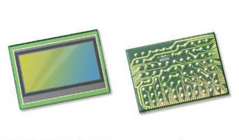 Automotive Image Sensors (1.7 MP) has 120 dB dynamic range.
