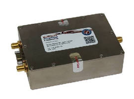 RF Upconverter supports 2 MHz to 3 GHz systems.