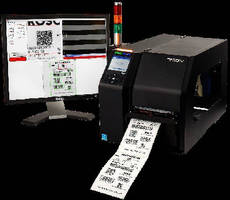 Label Inspection System integrates with thermal printers.
