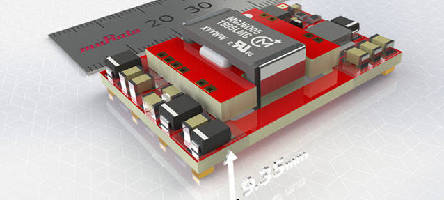 DC-DC Converters support IGBT, SiC, and MOSFET gate drives.