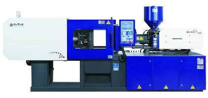 Injection Molding Machine ranges from 67-596 U.S. tons.