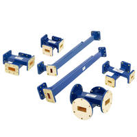 New Pasternack Waveguide Directional Couplers offer highly accurate performance up to 33 GHz.