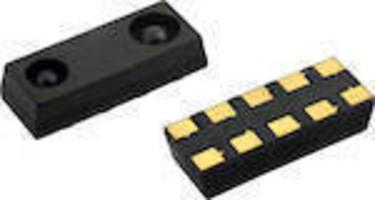 Vishay VCNL4100 Sensor offers background light cancellation capabilities.