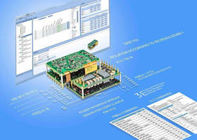 Ericsson PIM4710PD feature I2C/PMBus interface for energy-monitoring functionalities.