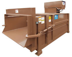 SP Industries introduces CP-2102 Compactor with forward sloping design to retain fluid in container.