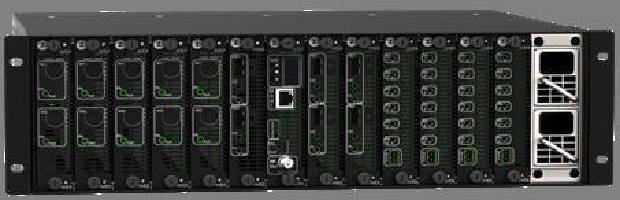 HD Digital Encoder offers high-density video distribution.