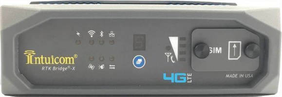 4G LTE Modem optimizes connectivity via multiple options.