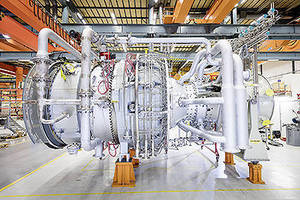 Siemens Secures First LTP Order for Industrial Gas Turbines in China