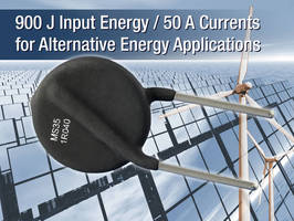 MS35 series NTC Thermistors provide an alternative to using power resistors with timers and relays.