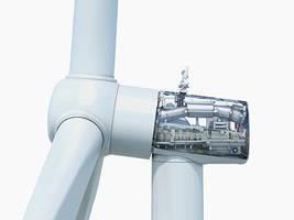 Wind Turbines address low/medium wind and low noise site needs.