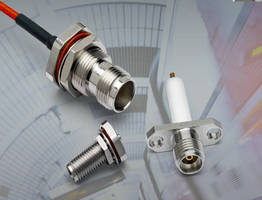 Learn about the Pressurized Connector that Saved the London Underground and other High Performance Coaxial Solutions at European Microwave Week